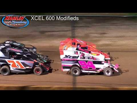 XCEL 600 Modifieds - 6/15/19 Feature