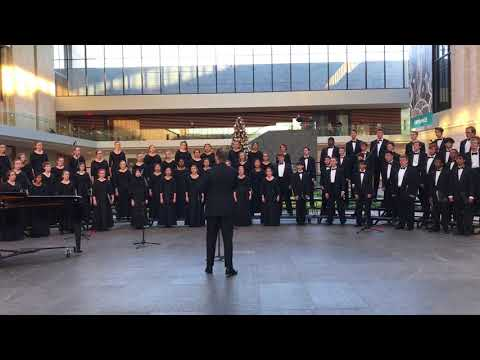 Cleveland Orchestra Youth Choir at CLE Museum of Art  Part 2