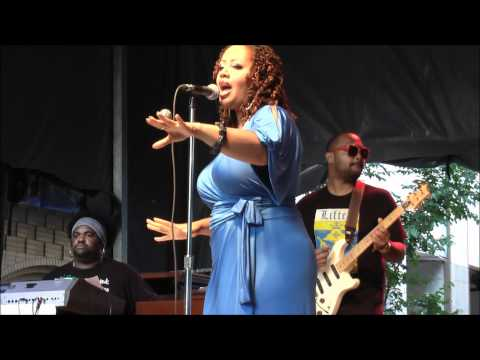 Lalah Hathaway Would You Mind Live at Jazzlive