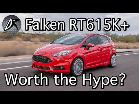 Falken Azenis RT615K+ Tire Review