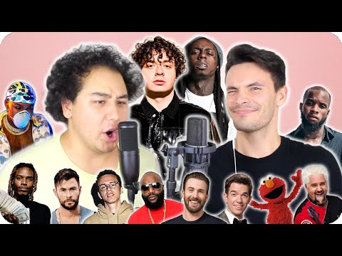 """Jack Harlow – """"What's Poppin"""" Impersonation Cover (LIVE ONE-TAKE) ft. DaBaby, Tory Lanez & Lil Wayne"""
