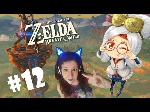 CLICK!con PRUNA eterna bambina! sacrario di Sem Rat e torre Finterra in Zelda breath of the wild 12