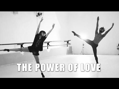 Jazz Dance Avançado com coreografia  de Edson Santos - Gabrielle Aplin - The Power of Love ❤️