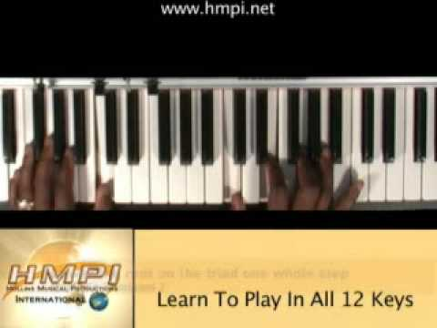 Piano piano chords for gospel songs : HMPI: Learn To Play Any Gospel Song In All 12 Keys Easily - YouTube