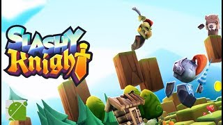 Slashy Knight - Android Gameplay FHD