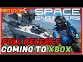 SPACE ENGINEERS FULL RELEASE! After 5 Years! Releasing On Console?