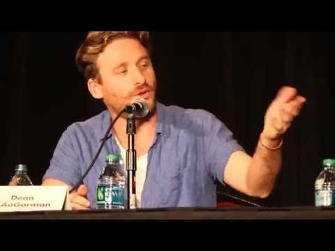 Dean O'Gorman Panel Salt Lake Comic Con