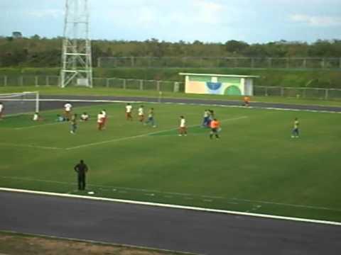 GOL DEL ANGOSTURA FC Vs UCV, CLAUSURA 2011.AVI