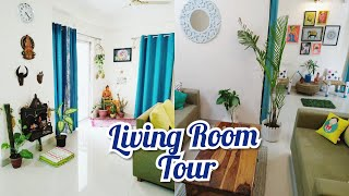 Most Requested Living Room Tour || Living Room Decoration Ideas || All About Lifestyle