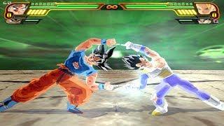 Dragon Ball Z Budokai Tenkaichi 3 - Goku and Vegeta - Migatte no Goku'i'| Fusion (MOD) PS2