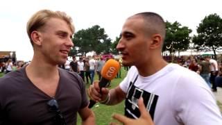 WAT IS JOUW VERSLAVING?? - SUPERGAANDE FESTIVAL INTERVIEW (BUITEN WESTEN)