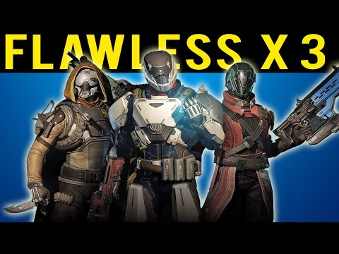 Destiny - Got 3 People to the Lighthouse For Their First Time! (Trials of Osiris)