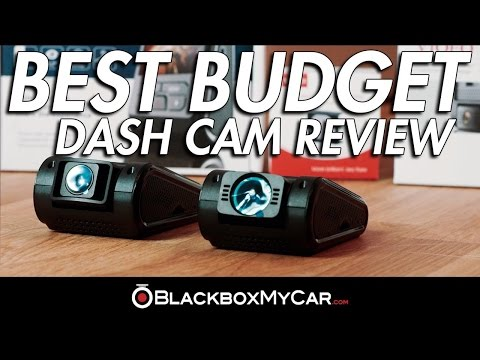 Best Budget Dash Cams of 2017? - VIOFO A119 and A119S