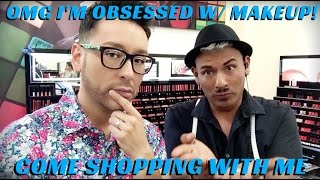 Brand New Beauty Products! Makeup Shopping in L.A. part 2 #MONDAYMAKEUPCHAT - mathias4makeup