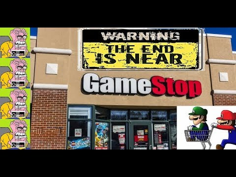 GameStop STORE TOUR