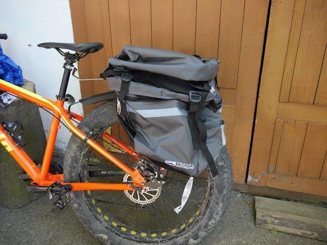 Велобаул с рюкзаком Travel Extreme. Стоит ли внимания