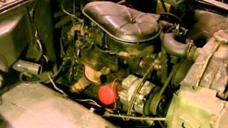 Двигло з УАЗ 469