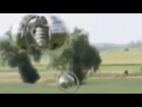НЛО трансформер заснятый