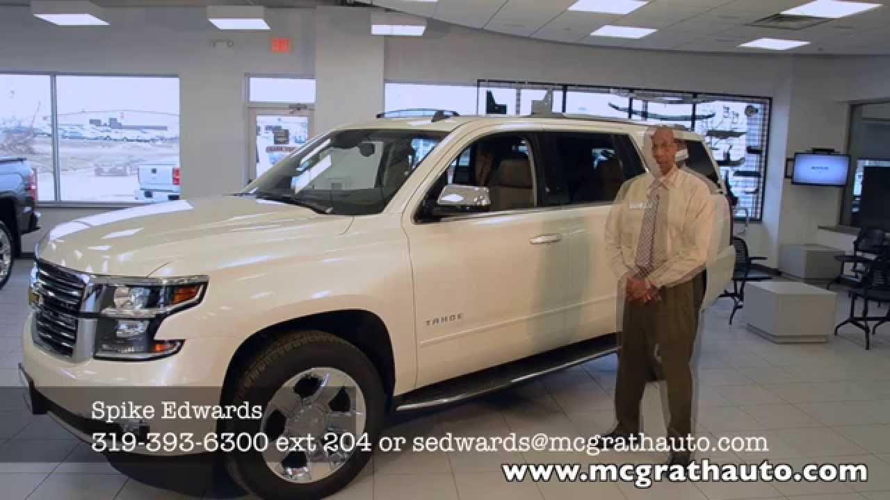 2015 Chevy Tahoe compare to Ford Expedition and GMC Yukon  YouTube