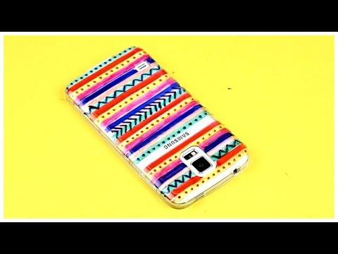 Amazing DIY Phone Case Life Hacks!