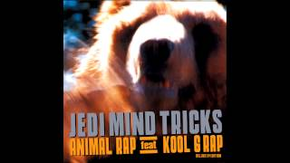 "Jedi Mind Tricks - ""Animal Rap (Arturo Gatti Mix)"" (Instrumental) [Official Audio]"