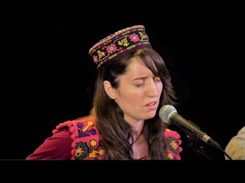 Sufi Music show in Paris  - Ambreen from Chitral