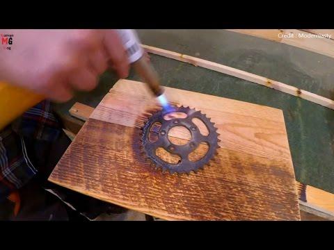 Najciekawsze Wynalazki i Konstrukcje Obróbka Drewna #2