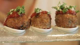 Gluten Free Turkey Meatball Recipe - Lizanne Naturally