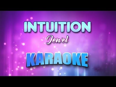 Jewel - Intuition (Karaoke version with Lyrics)