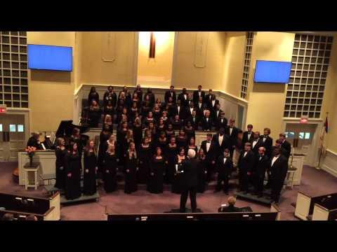 Rockin' Jerusalem - Itawamba Community College Chorus