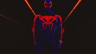 Человек Паук 2099 Мигель О'Хара / Сцена после титров. Человек-паук: Через вселенные. 2018