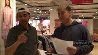 RAFFI BILLY - Belanja Seru-Seruan Bareng Pak   Niko dan Ibu Neti di Mall (10/8/19) Part 2