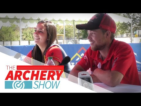 The Archery Show (Ep 2): Stephan Hansen And Sara Lopez