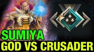 INVOKER GOD VS CRUSADERS!! - SUMIYA SAVAGE REKT - Dota 2
