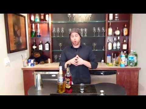Swedish Berry Shooter Recipe | Swedish Berry Shot
