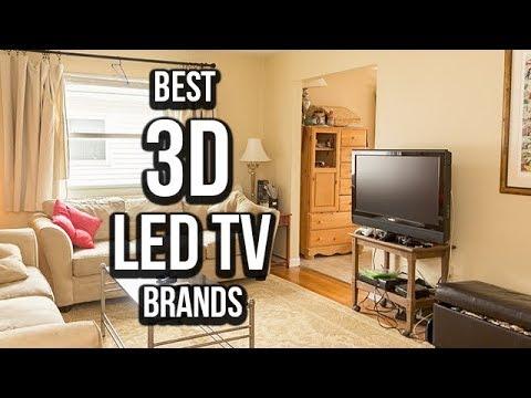 Top 5 Best 3D LED TV Brands of 2017