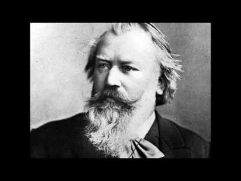 Johannes Brahms - Sechs Klavierstücke Op. 118 (Margit Henschel Urban)