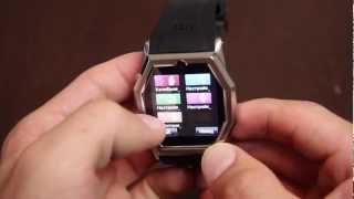 Обзор часофона AirOn Element(Часы телефон AirOn!, 2012-09-21T08:46:05.000Z)
