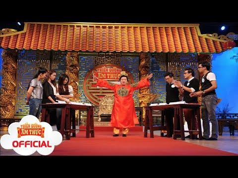 Thiên Đường Ẩm Thực Mùa 1| Tập 14: Lê Phương | Full HD (18/10/2015)