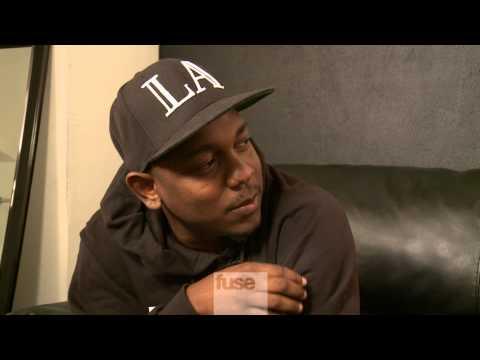 Kendrick Lamar Explains good kid, m.A.A.d city Album Cover