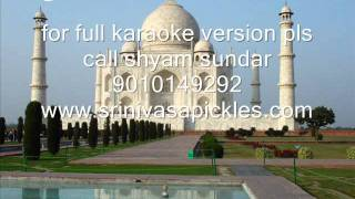 a square b square from 100% love karaoke sample.wmv