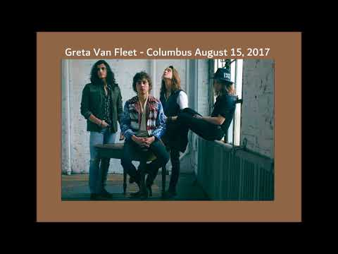 Greta Van Fleet - Live in Columbus, Ohio August 15, 2017 (Full Concert Audio)