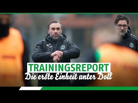 Trainingsreport | Erste Einheit unter Thomas Doll