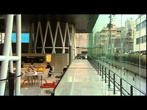 Architecture 21 of 23 Tokyo Ito   The Sendaï Media Center