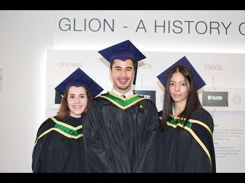 Glion Graduation 2017 - Long live Glion, long live the Spirit