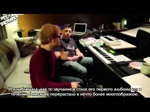 Taylor Swift in Nine Days and Nights of Ed Sheeran [Rus Sub]
