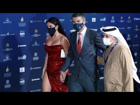 Роналду и его девушка покорили весь мир. Лучший футболист мира и невероятная красотка