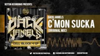 "Dack Janiels - ""C'mon Sucka"" [Rottun Records Full Stream]"