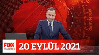 Türkiye aşılamada geride... 20 Eylül 2021 Selçuk Tepeli ile FOX Ana Haber