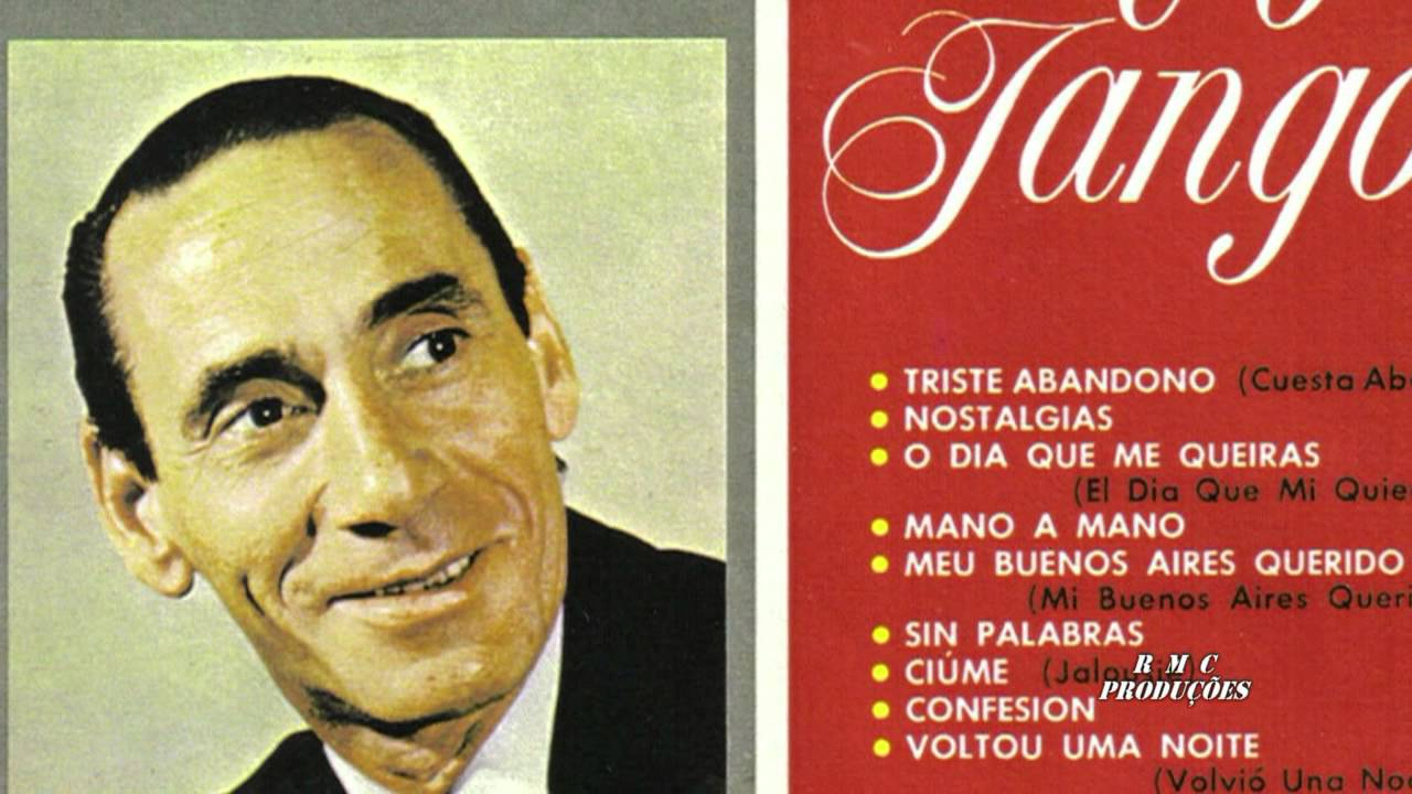 A Meia Luz Tango 1952 Nelson Gonçalves Hd 720p Youtube